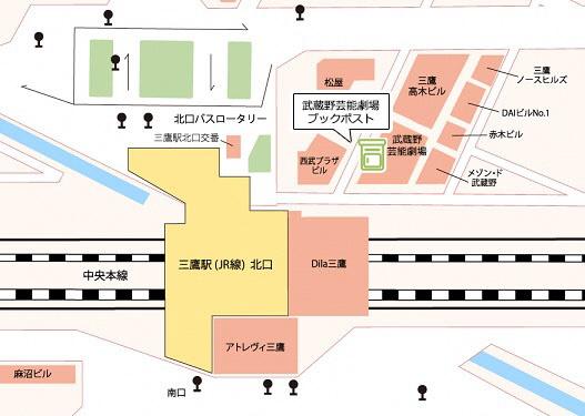 ブックポスト - 武蔵野市立図書館